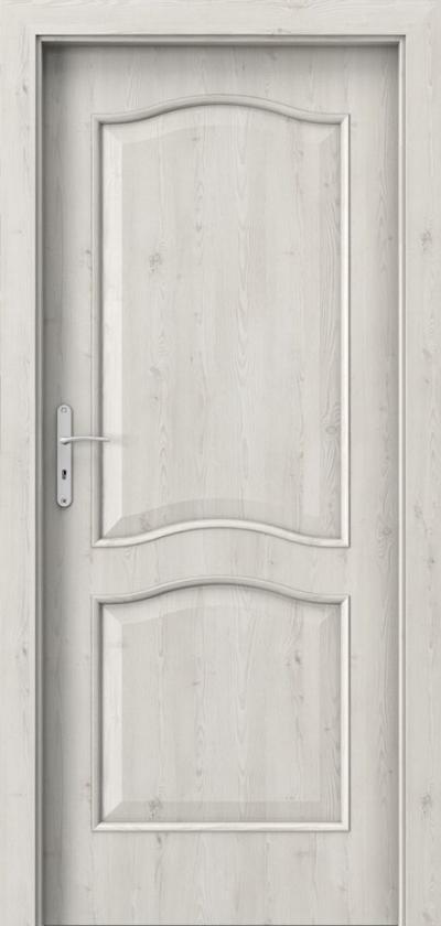 Drzwi wewnętrzne Porta NOVA 7.1 Okleina Portasynchro 3D *** Sosna Norweska