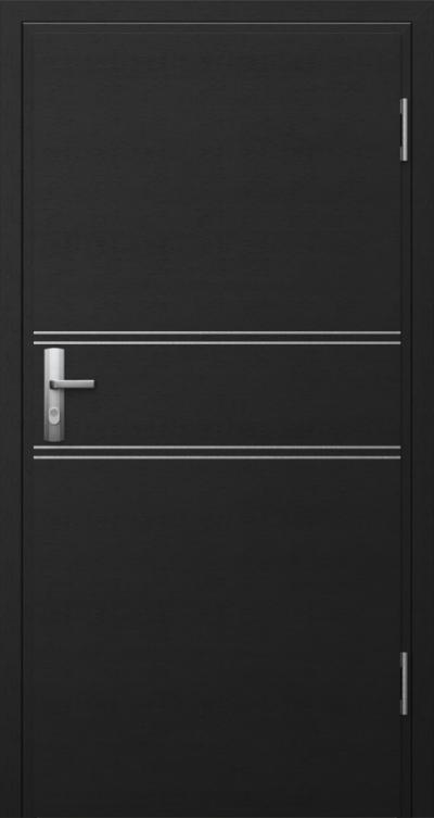 Podobne produkty                                  Drzwi wejściowe do mieszkania                                  Przeciwpożarowe EI 30 intarsje 4