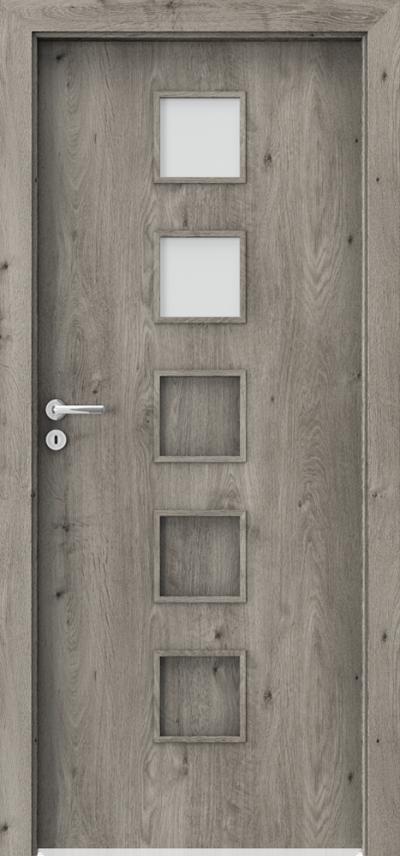 Drzwi wewnętrzne Porta FIT B.2 Okleina Portaperfect 3D **** Dąb Syberyjski