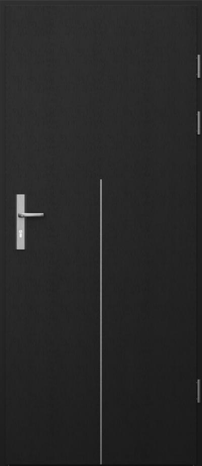 Podobne produkty                                  Drzwi wejściowe do mieszkania                                  Akustyczne 27dB intarsje 9