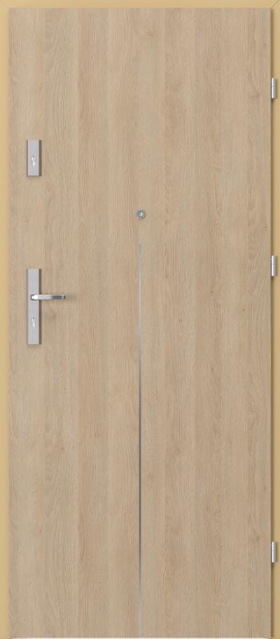 Podobne produkty                                   Drzwi wewnętrzne                                   OPAL Plus intarsje 9