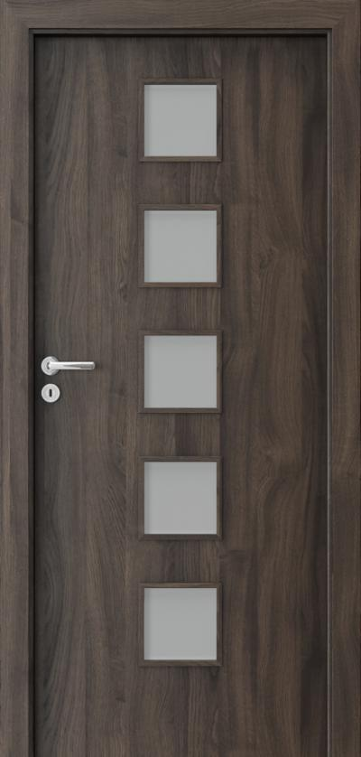 Interior doors Porta FIT B.5 Portasynchro 3D veneer *** Dark Oak