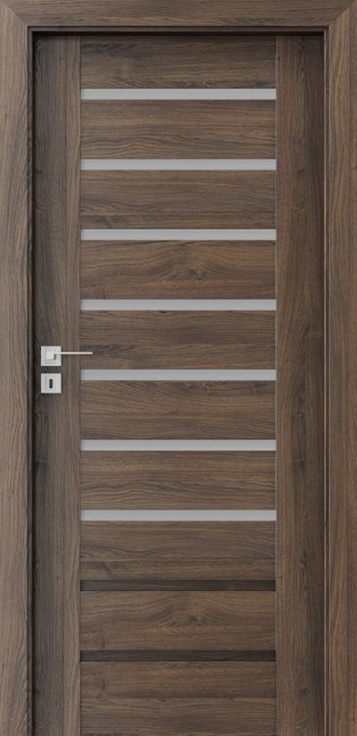 Drzwi wewnętrzne Porta KONCEPT A7