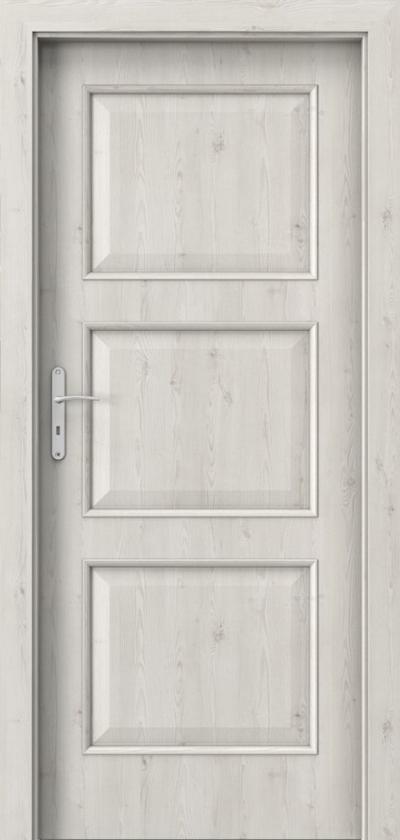 Drzwi wewnętrzne Porta NOVA 4.1 Okleina Portasynchro 3D *** Sosna Norweska