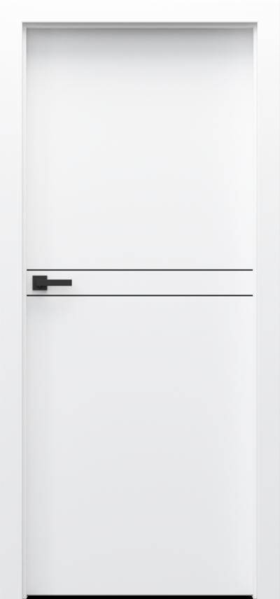 Podobne produkty                                  Drzwi wewnętrzne                                  Porta DESIRE model 4 czarne intarsje