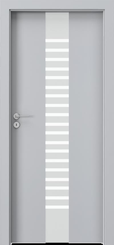 Podobné produkty                                  Interiérové dveře                                  Porta FOCUS 2.0-matné-žebříček