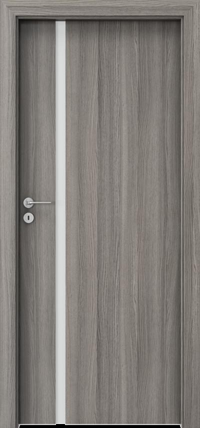 Drzwi wewnętrzne Porta FOCUS 4.A Okleina CPL HQ 0,2 ***** Dąb Milano 4