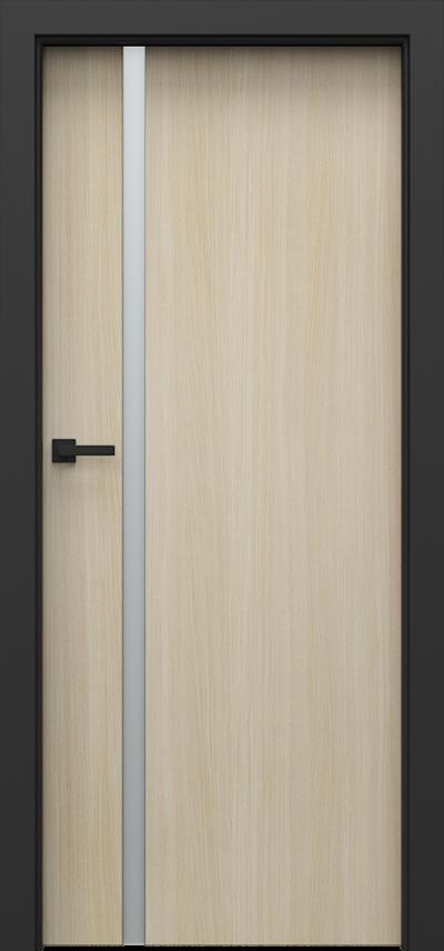 Drzwi wewnętrzne Porta LOFT 4.A Okleina Portaperfect 3D **** Dąb Malibu
