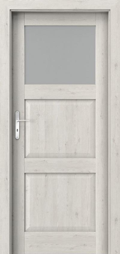 Drzwi wewnętrzne Porta BALANCE D.1 Okleina Portasynchro 3D *** Sosna Norweska