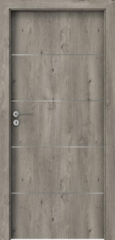 Interiérové dveře Porta LINE E.1