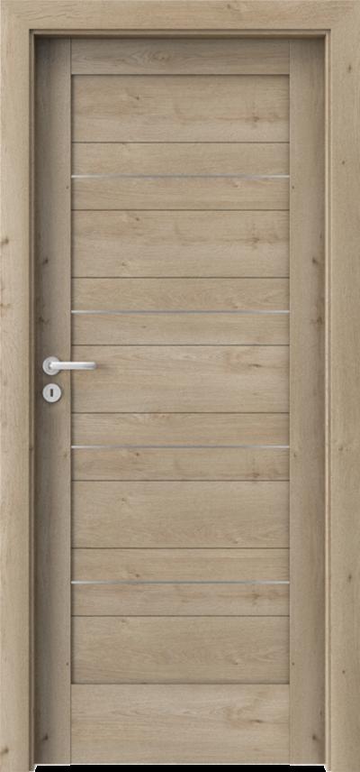 Drzwi wewnętrzne Porta VERTE HOME C.0 intarsje