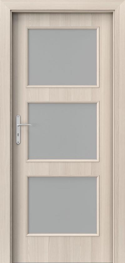 Drzwi wewnętrzne Porta NOVA 4.4 Okleina Portadecor *** Orzech Bielony