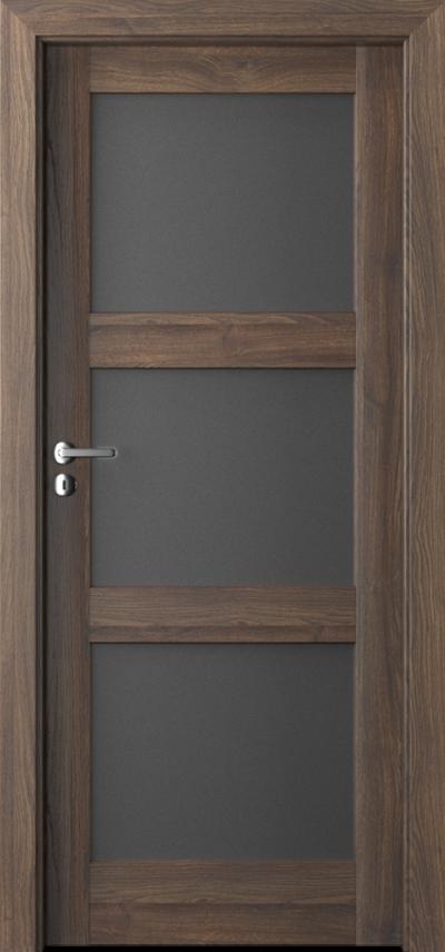 Drzwi wewnętrzne Porta BALANCE D.3 Okleina Portasynchro 3D *** Dąb Szkarłatny