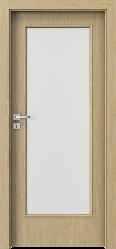 Drzwi wewnętrzne Natura CLASSIC 1.3 Okleina Naturalna Select **** Dąb