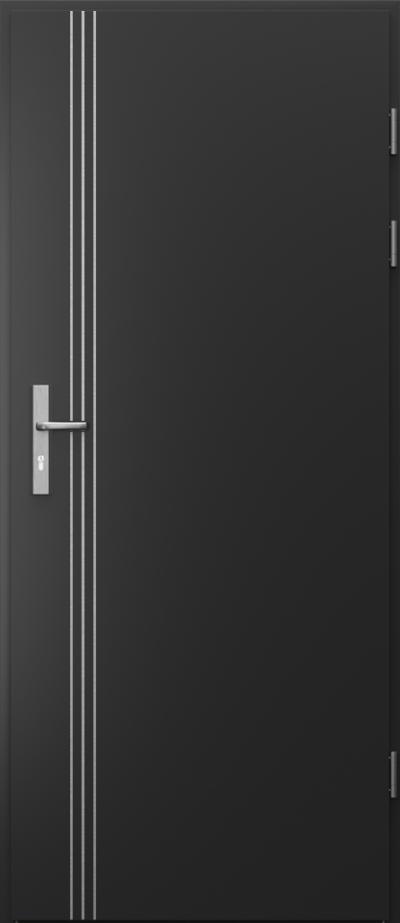 Podobne produkty                                  Drzwi wewnętrzne                                  Akustyczne 32dB z ośc. metal + intarsje 3 CPL HQ