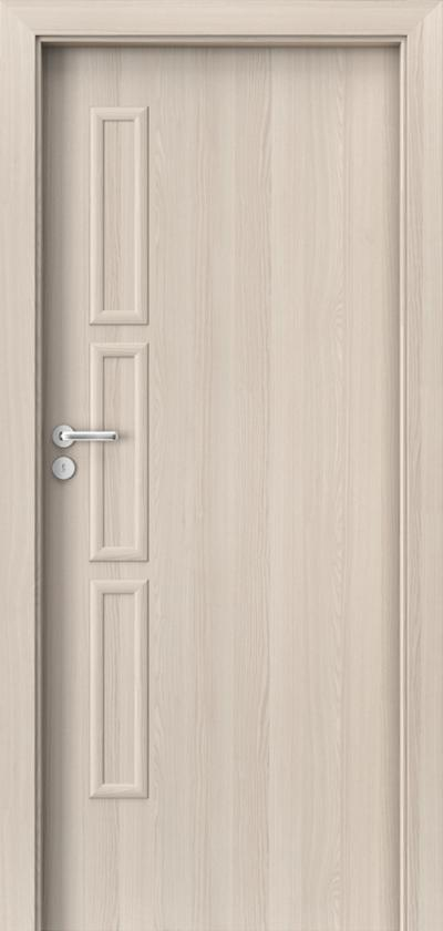 Drzwi wewnętrzne Porta GRANDDECO 6.1 Okleina Portadecor *** Orzech Bielony