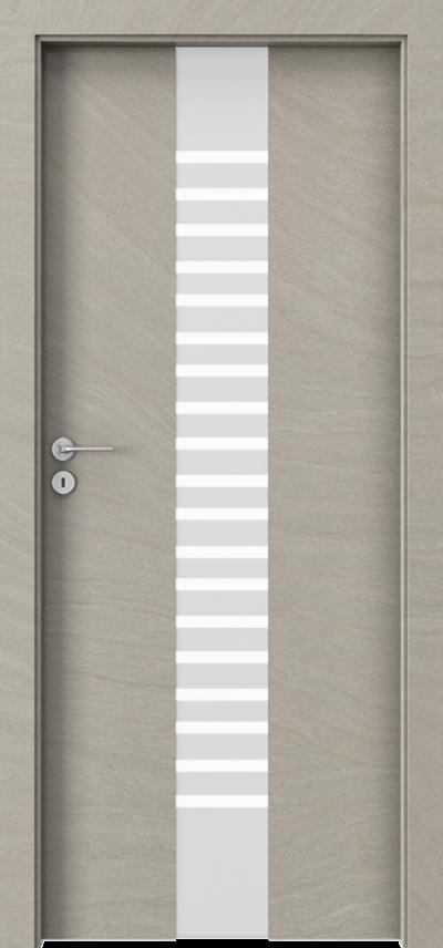 Interiérové dvere Porta FOCUS   Laminát CPL HQ 0,2 *****  Pieskovec