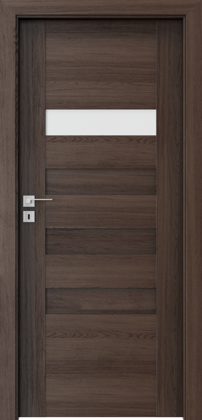 Interior doors Porta CONCEPT  Portaperfect 3D veneer **** Havana Oak