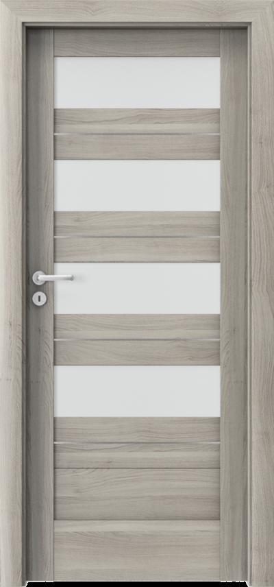 Drzwi wewnętrzne Porta VERTE HOME C.4 intarsje