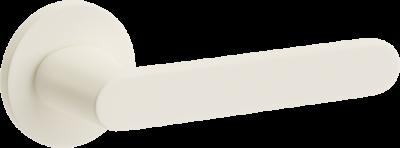 Akcesoria SIMPLE zwykły Metalowe Biały