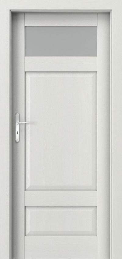 Drzwi wewnętrzne Porta HARMONY C.1 Okleina Portasynchro 3D *** Wenge White
