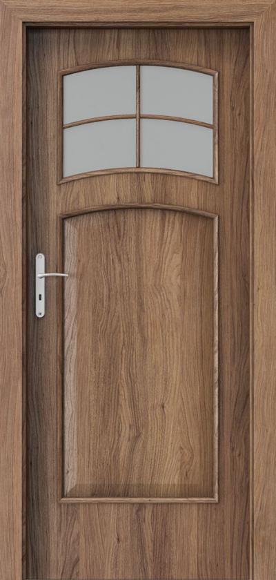 Interior doors Porta NOVA 6.5 Portaperfect 3D veneer **** Oak California