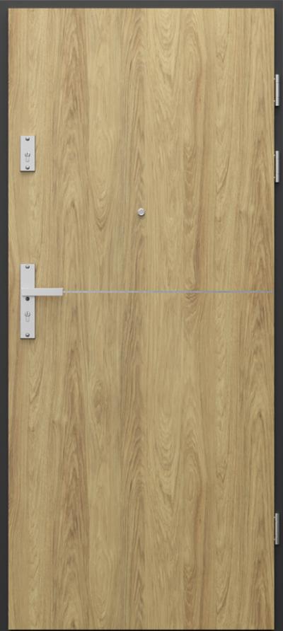 Podobne produkty                                  Drzwi wejściowe do mieszkania                                  EXTREME RC2 intarsje 7
