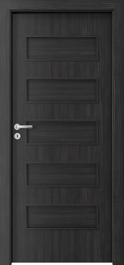 Interior doors Porta FIT G.0 CPL HQ 0.2 veneer ***** Structure Dark