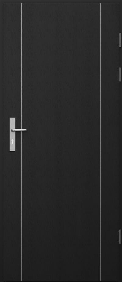 Podobne produkty                                  Drzwi wejściowe do mieszkania                                  Akustyczne 32dB intarsje 1