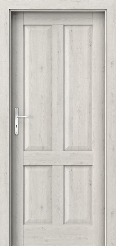 Drzwi wewnętrzne Porta HARMONY A.0 Okleina Portasynchro 3D *** Sosna Norweska