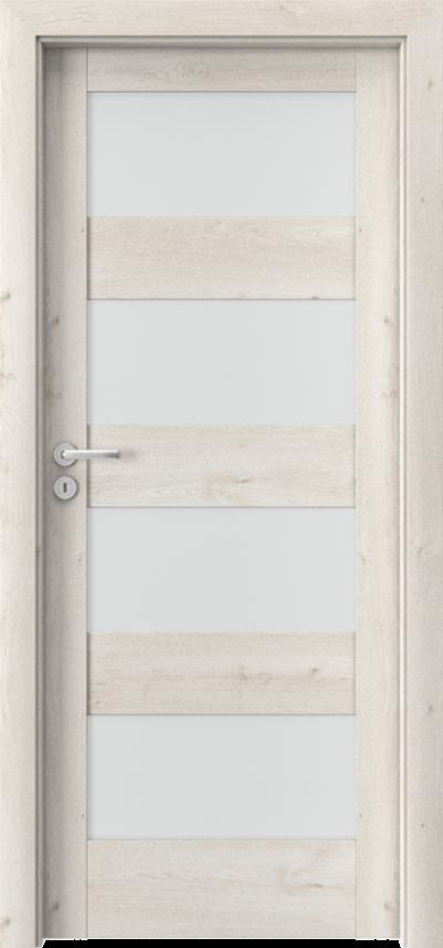 Drzwi wewnętrzne Porta VERTE HOME, L L.4 Okleina Portaperfect 3D **** Dąb Skandynawski