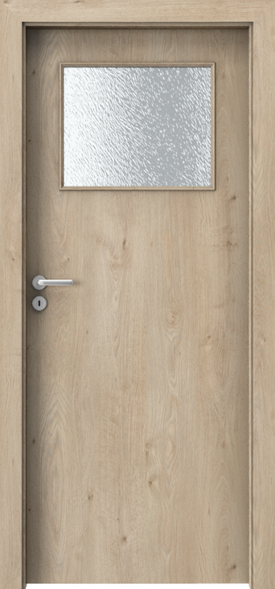 Drzwi wewnętrzne Porta DECOR M Okleina Portaperfect 3D **** Dąb Klasyczny