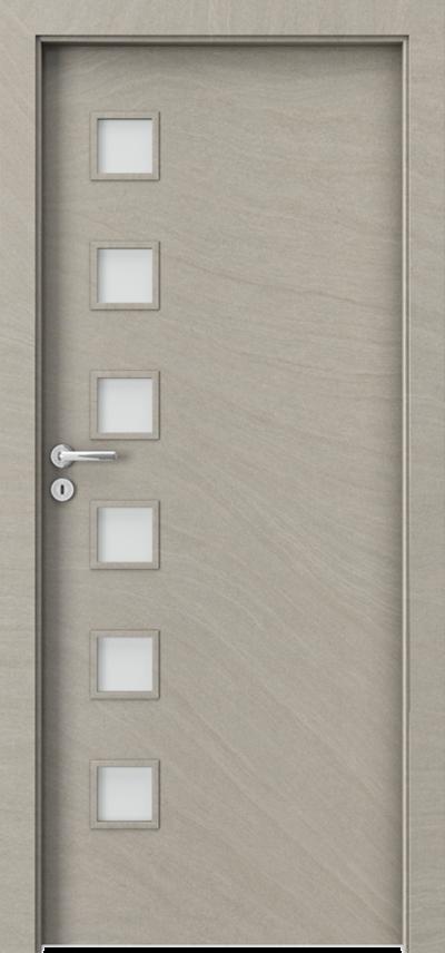 Drzwi wewnętrzne Porta FIT A.6 Okleina CPL HQ 0,2 ***** Piaskowiec