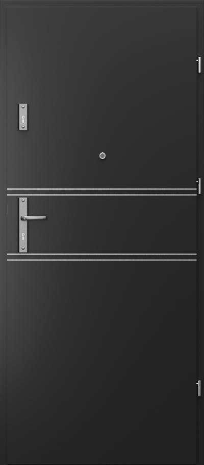 Podobné produkty                                  Technické dveře                                  OPAL RC2 intarsie 4
