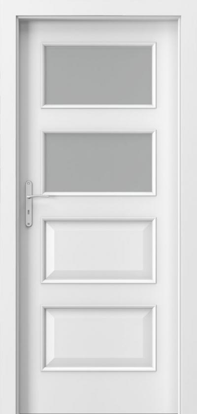 Drzwi wewnętrzne Porta NOVA 5.3 Okleina Portadecor *** Biały