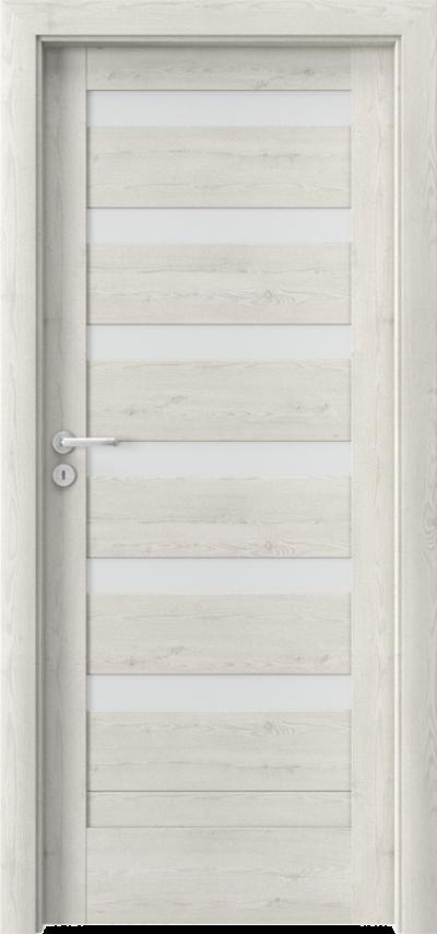 Drzwi wewnętrzne Porta VERTE HOME, D D.6 Okleina Portasynchro 3D *** Sosna Norweska