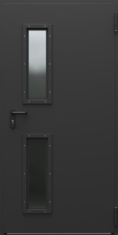 Podobne produkty                                  Drzwi techniczne                                  Steel EI 30 model 1