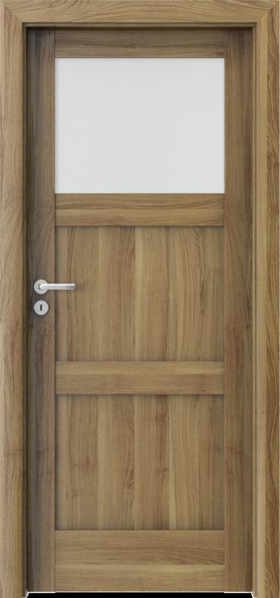 Innenraumtüren Porta VERTE HOME, N N.1 Furnier Portasynchro 3D *** Akazie Honig