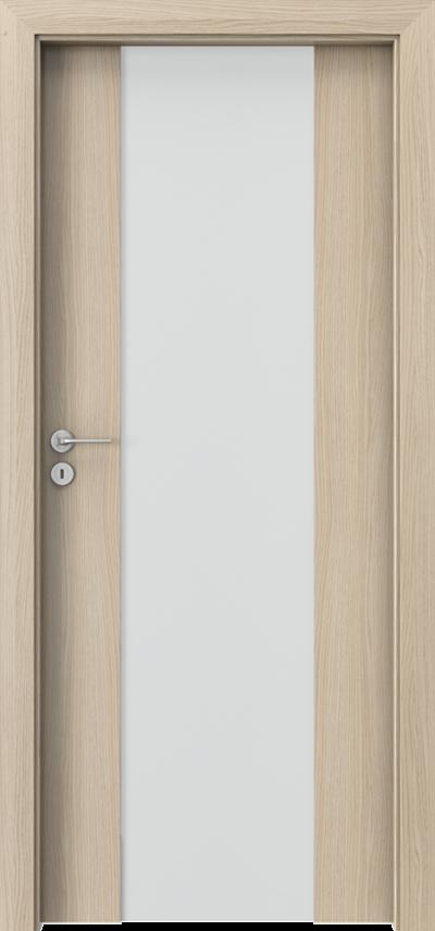 Drzwi wewnętrzne Porta FOCUS 4.B Okleina CPL HQ 0,2 ***** Dąb Milano 1