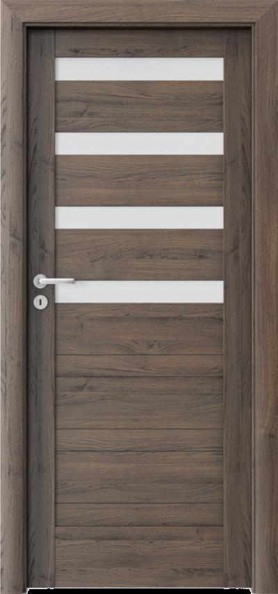 Drzwi wewnętrzne Porta VERTE HOME D.4