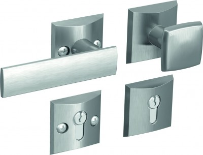 Complementary products – Accessories for doors CORTES set with a knob