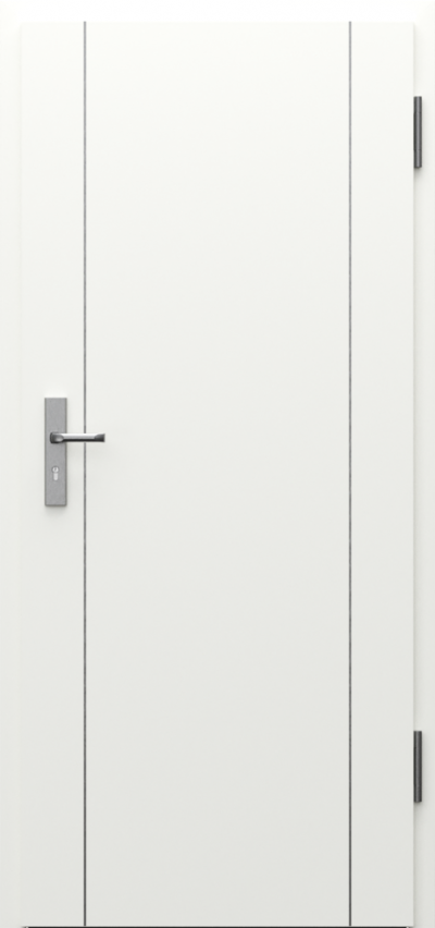 Technical doors INNOVO 42 dB Intarsje 9 CPL HQ 0,7 laminate ****** White