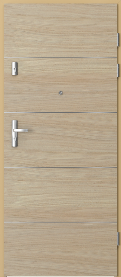Podobne produkty                                  Drzwi wejściowe do mieszkania                                  GRANIT intarsje 6