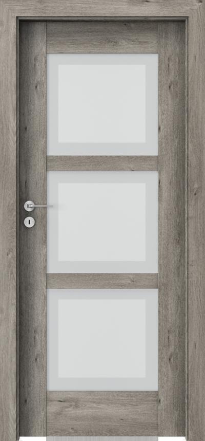 Drzwi wewnętrzne Porta INSPIRE B.3 Okleina Portaperfect 3D **** Dąb Syberyjski