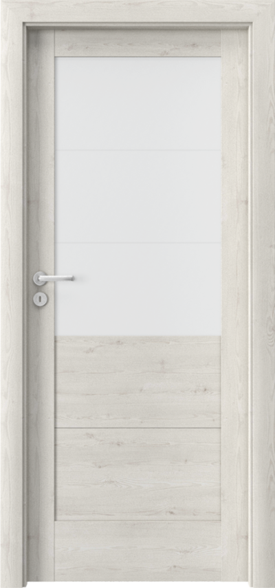 Drzwi wewnętrzne Porta VERTE HOME, B B.3 Okleina Portasynchro 3D *** Sosna Norweska