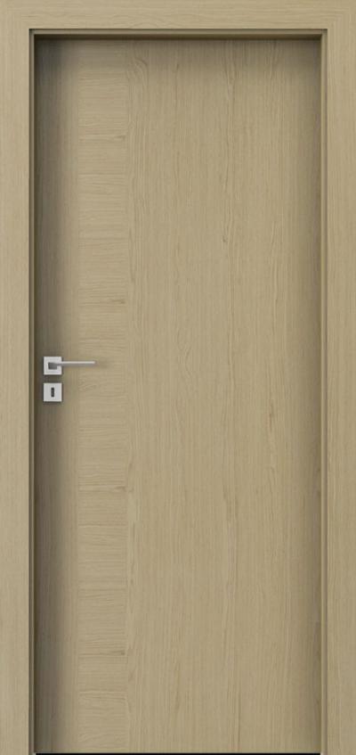 Drzwi wewnętrzne Villadora MODERN Line Okleina Naturalna Select **** Dąb