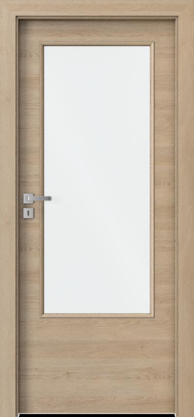 Drzwi wewnętrzne Porta RESIST 7.3 Gladstone/Halifax ****** Dąb Piaskowy