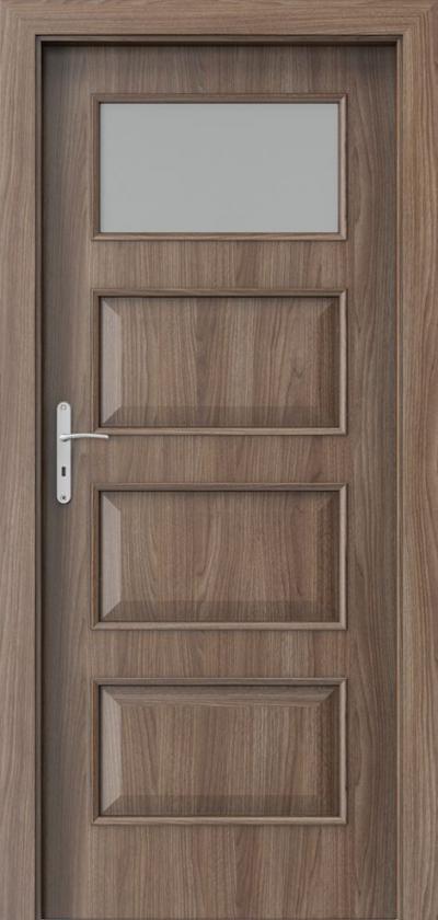 Drzwi wewnętrzne Porta NOVA 5.2 Okleina Portadecor *** Orzech Verona 2