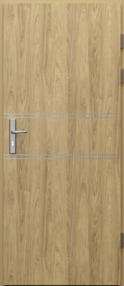 Podobne produkty                                  Drzwi techniczne                                  Akustyczne 27dB z ośc. metal + intarsje 4 CPL HQ