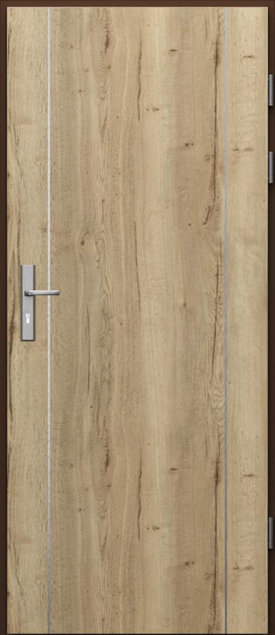 Podobne produkty                                  Drzwi techniczne                                  Akustyczne 27dB ukł. pionowy + intarsje 1